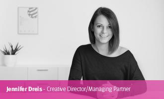Jennifer Dreis > Creative Director/Managing Partner