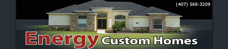 Energy Custom Homes
