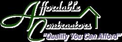 Affordable Contractors