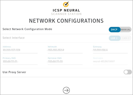 Managing Network Configurations In Icsp 6 0 3 And Later