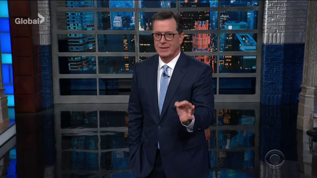 Free full episodes of The Late Show with Stephen Colbert on
