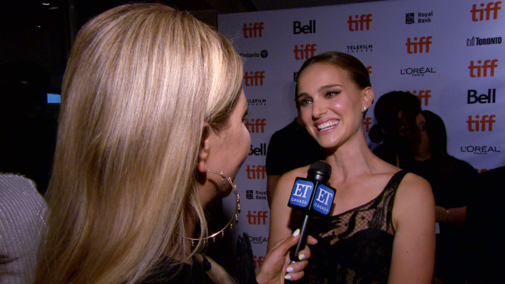 Natalie Portman On Doing A Space Comedy With Anne Hathaway, Sandra Bullock