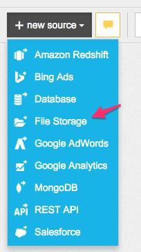 Add file storage source