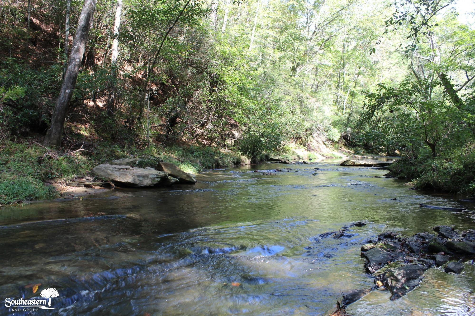 Yellowdirt Creek Tract – Carroll County GA – 97 Acres +/-