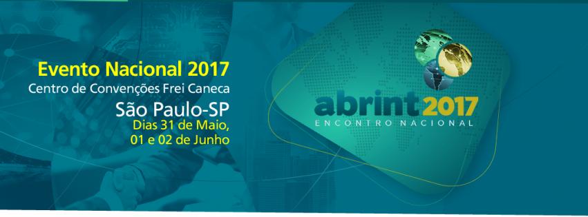 ABRINT 2017 Encontro Nacional
