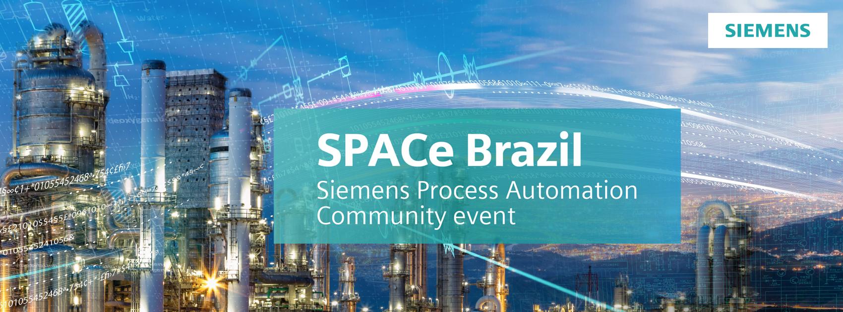 Siemens promove edição online do SPACe Brazil 2021