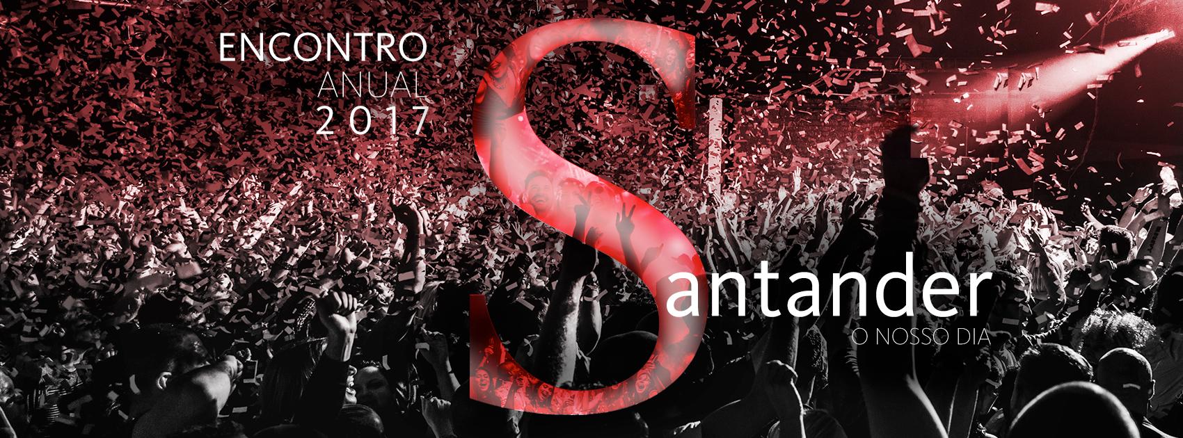 Encontro Anual Santander