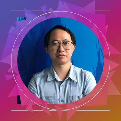 Jianyuan Feng headshot