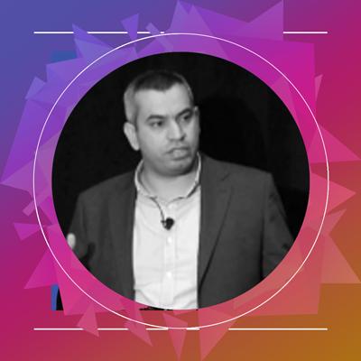 Tarek Amara headshot