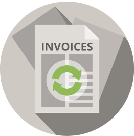 Recurring invoices