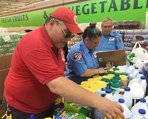 Salvation Army Partners with Lake County Officials in Creating Multi-Agency Response Center (MARC)