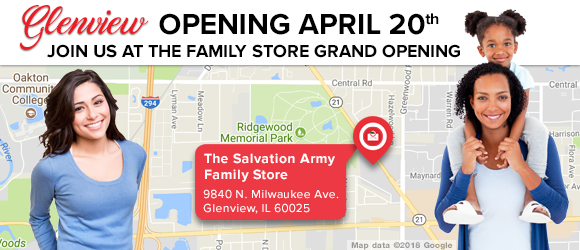 family store grand opening doors open at 7am new salvation army