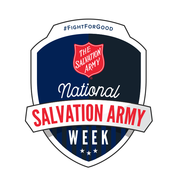 National Salvation Army Week Image