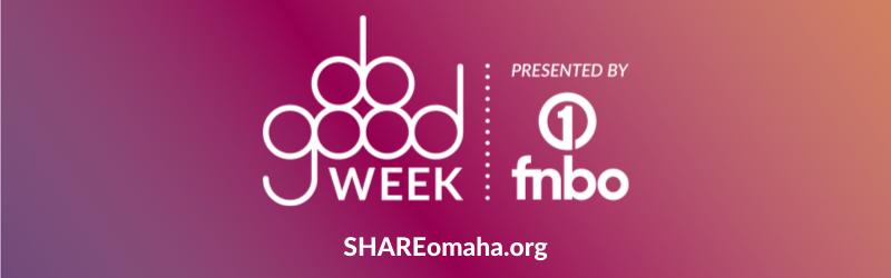SHARE Omaha Do Good Week Image