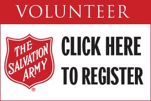 the salvation army thanks everyone who helps us through their service to those we serve everyday get more information by clicking below