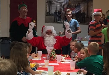 Friday Night Live Dinner with Santa Image