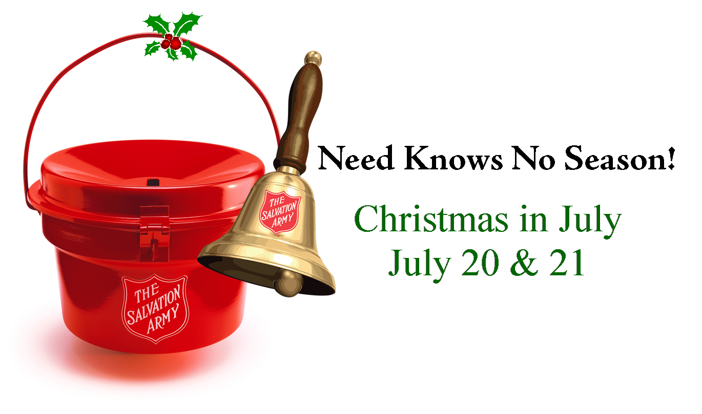 Traverse City - Christmas in July 2018! Join the Fight for Good!