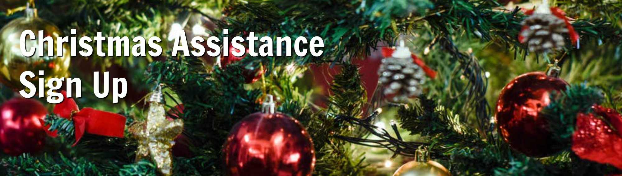 Salvation army christmas gift assistance