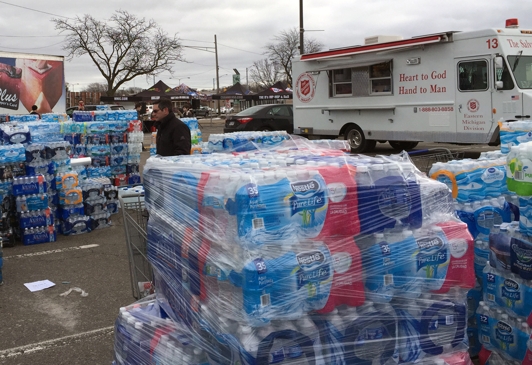 Western Michigan & Northern Indiana  The Salvation Army Responds to