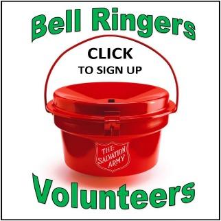 Volunteer Bell Ringers