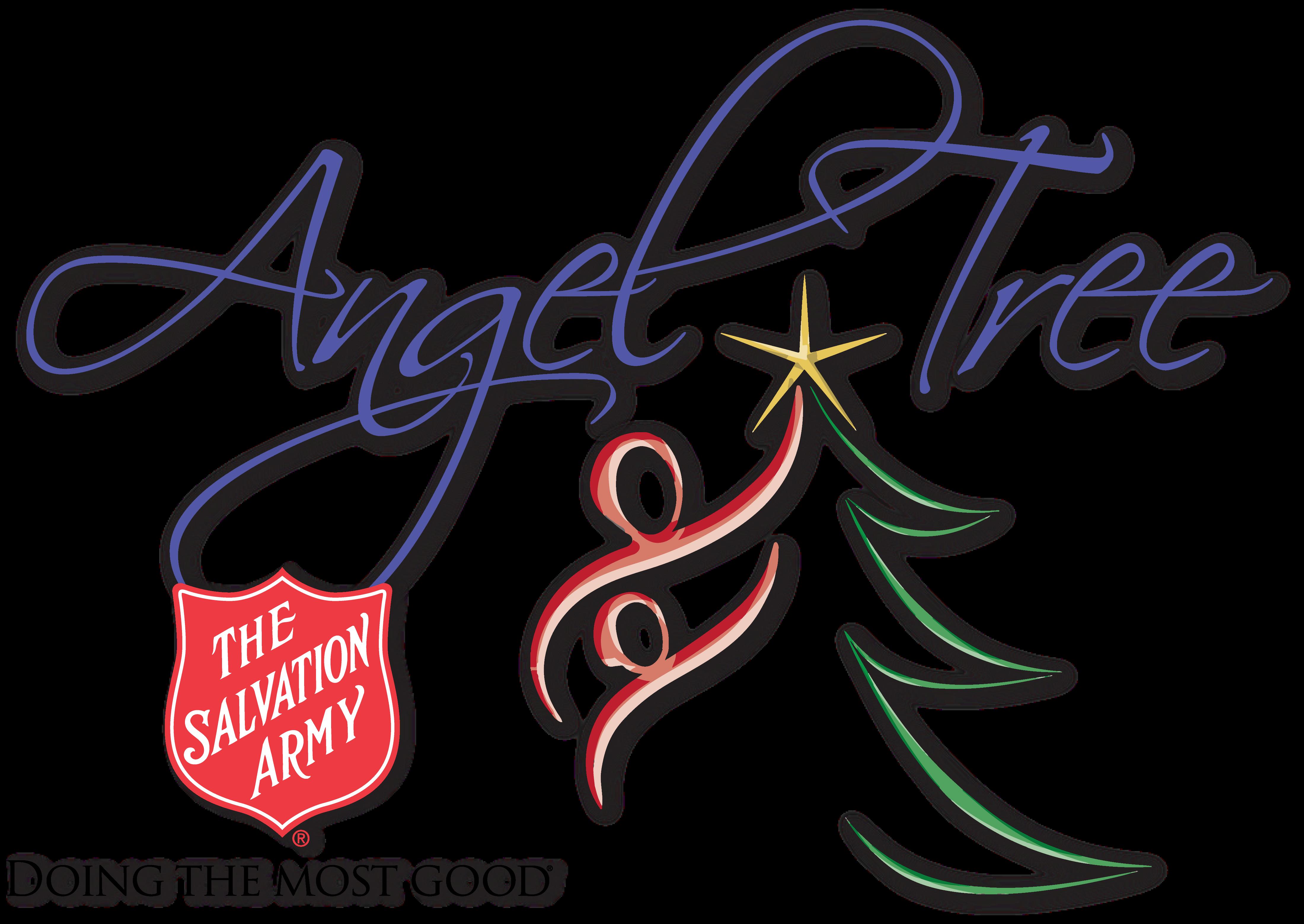 angel tree - Angel Tree Christmas