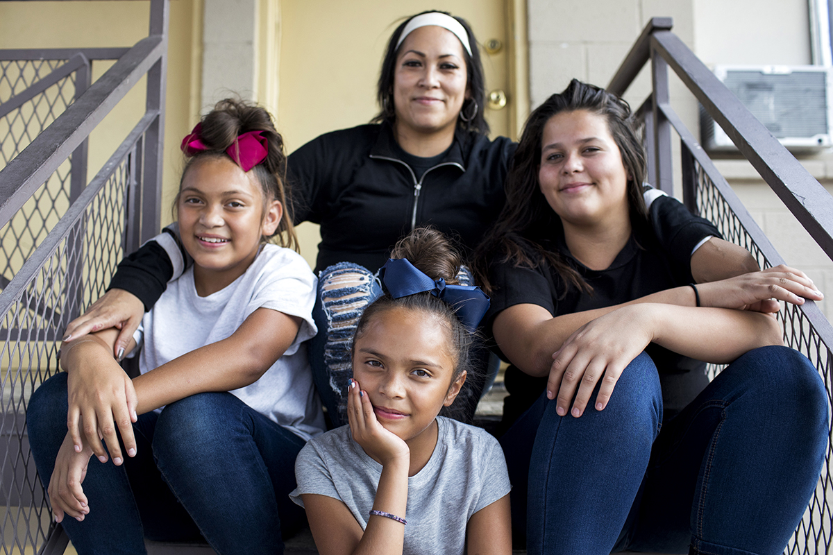Helping Families Thrive