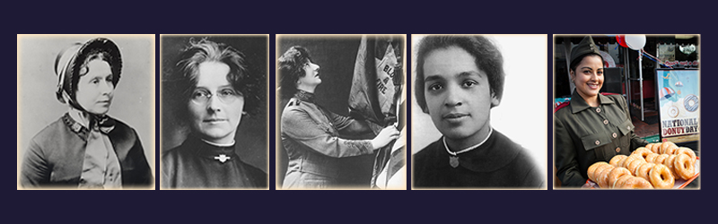 The Five Women Who Shaped Salvation Army History Chicago Midway Salvation Army