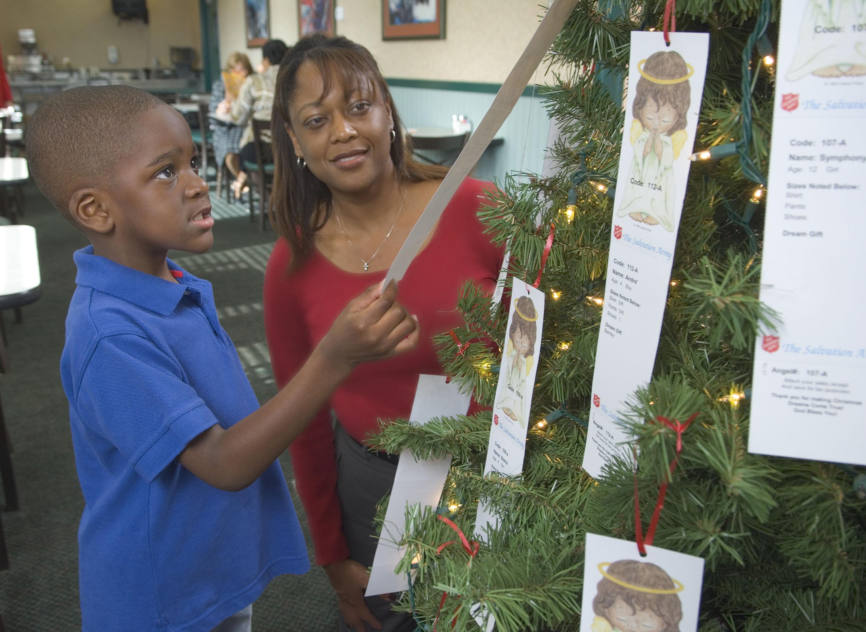 Sedalia Service Center - Christmas
