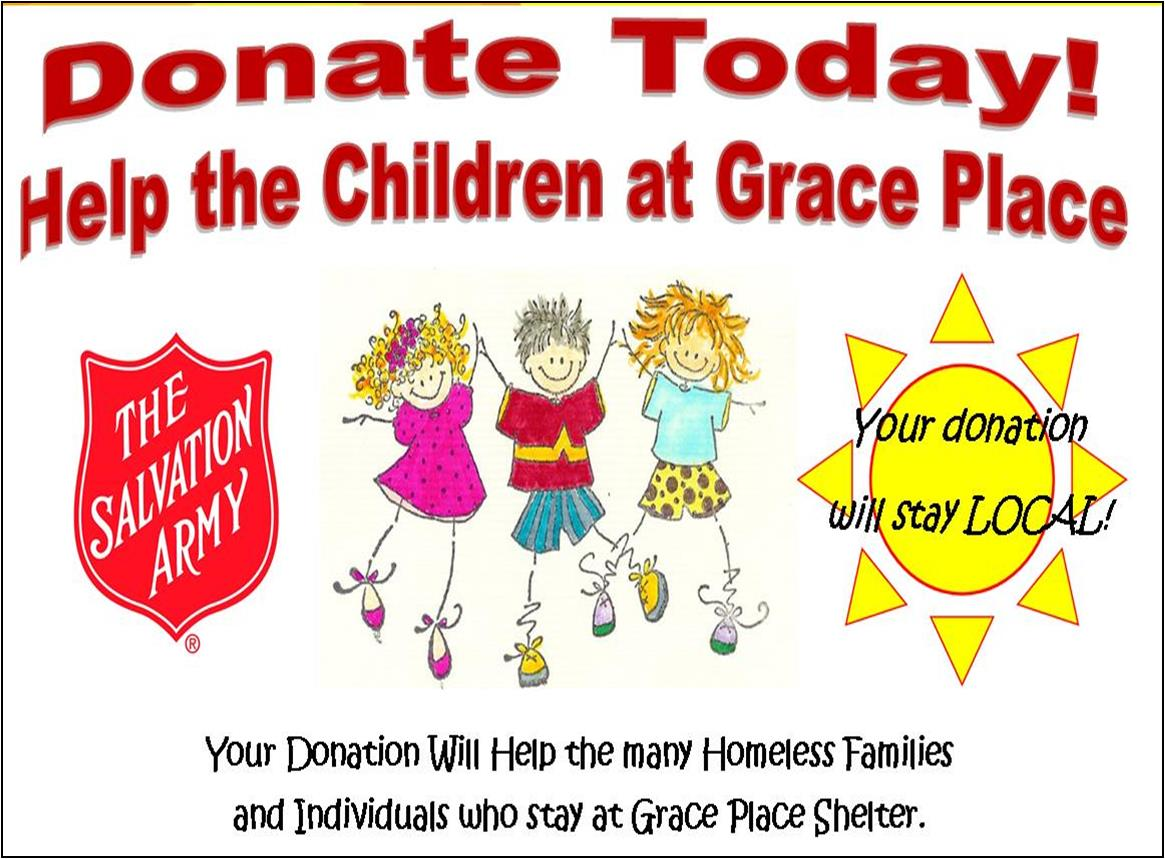 Donate to Grace Place