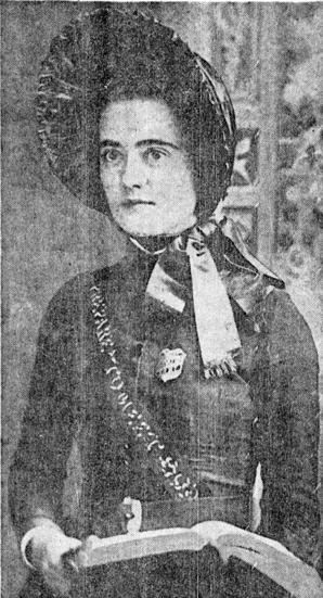 Mae Cunningham