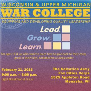 War College 2015