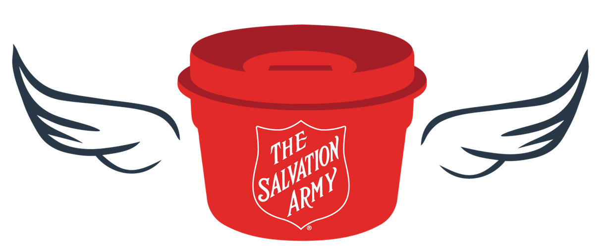 Salvation Army Kettle ~ Traverse city red kettle season kickoff november