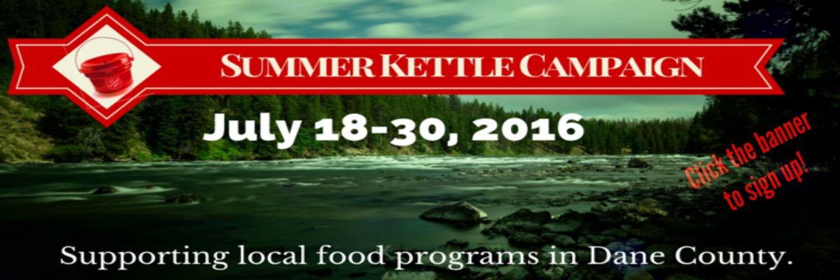 summer kettle banner