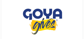 Goya is a corporate partner of The Salvation Army