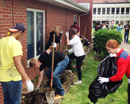 National Volunteer Week at The Salvation Army
