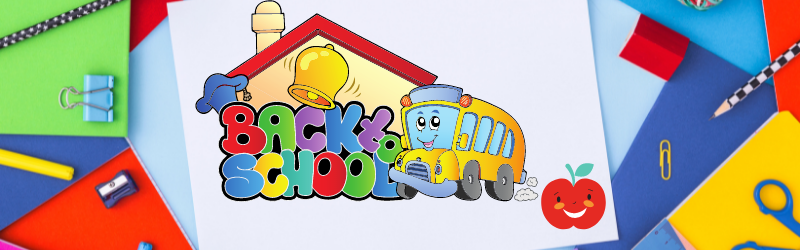 Back to School Carnival and Bookbag Giveway Image