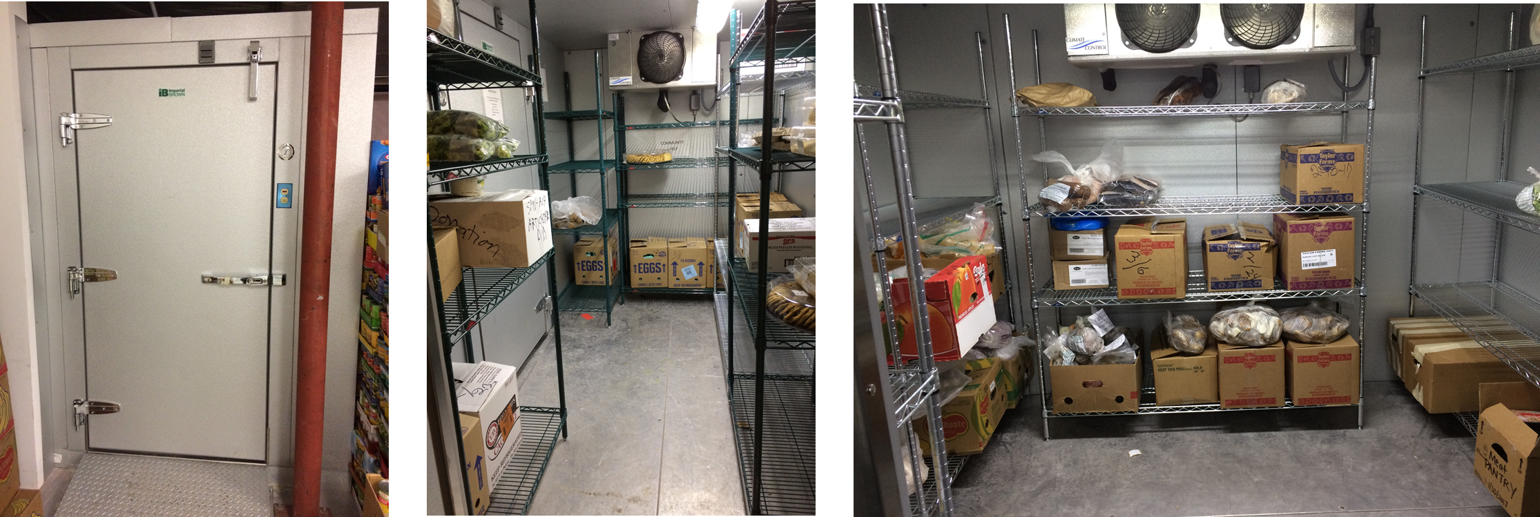 when the salvation army looked to increase their ability to address food insecurities and food waste a walk in refrigeratorfreezer was quickly identified - Walk In Refrigerator