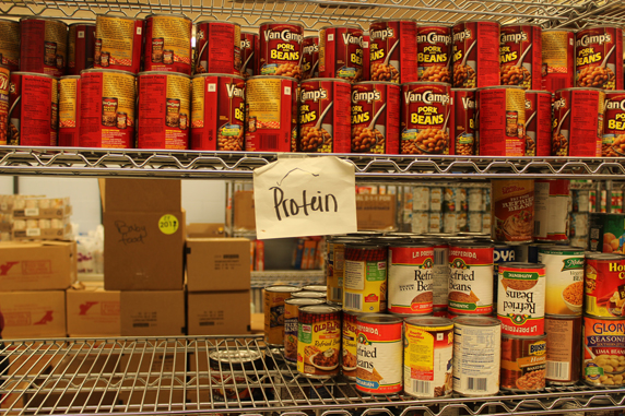 Milwaukee County Food Pantry