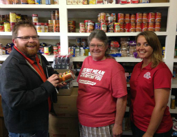 Salvation Army Superior Food Pantry