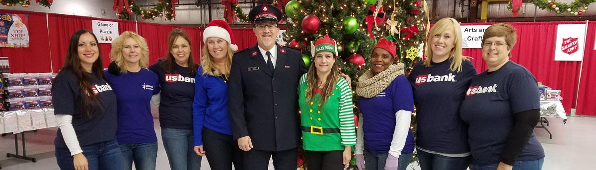 The Salvation Army Volunteer Appreciation Luncheon