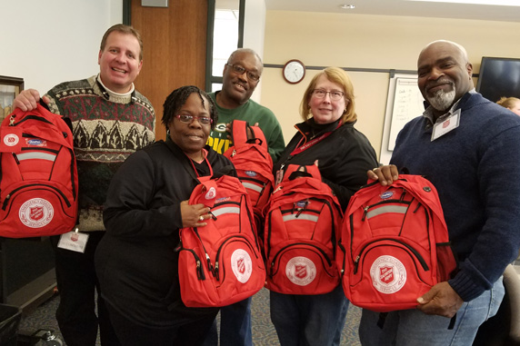 The Salvation Army Surpasses Red Kettle Campaign Goal