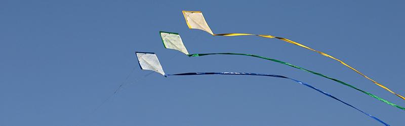Jesus Theater: Kites Image
