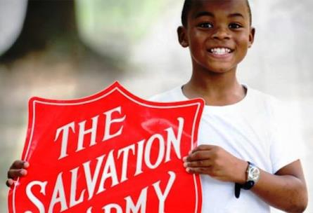 Salvation Army Youth