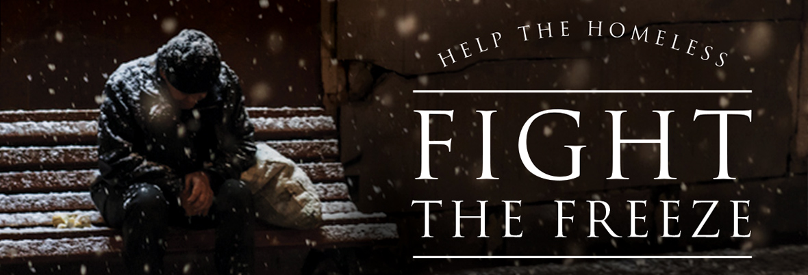 Help the Homeless Fight the Freeze