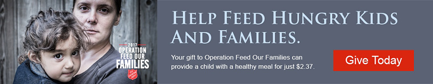 Help Feed Families in the Chicagoland area