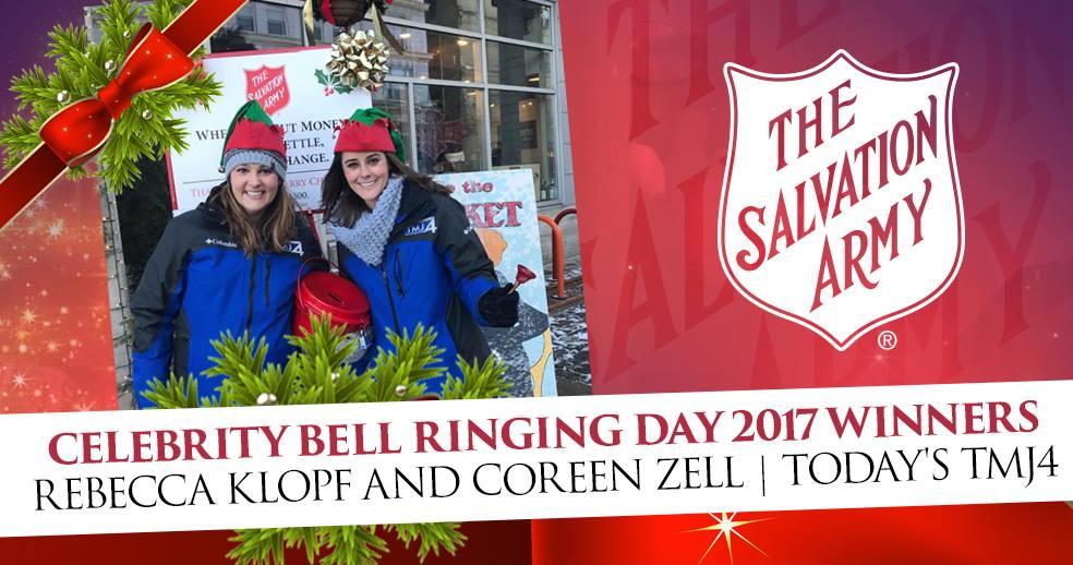 Celebrity Bell Ringing