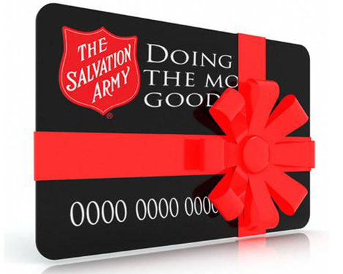 The Salvation Army Gift Catalog