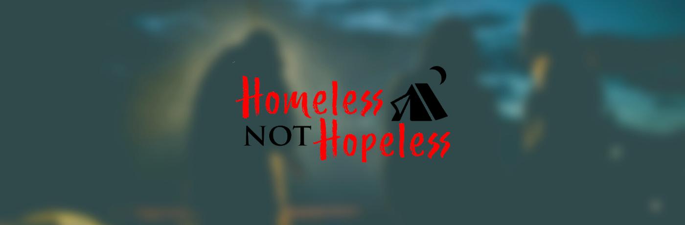 Homeless Not Hopeless Sleep Out Image