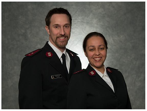 Captains Cassandra & Thom