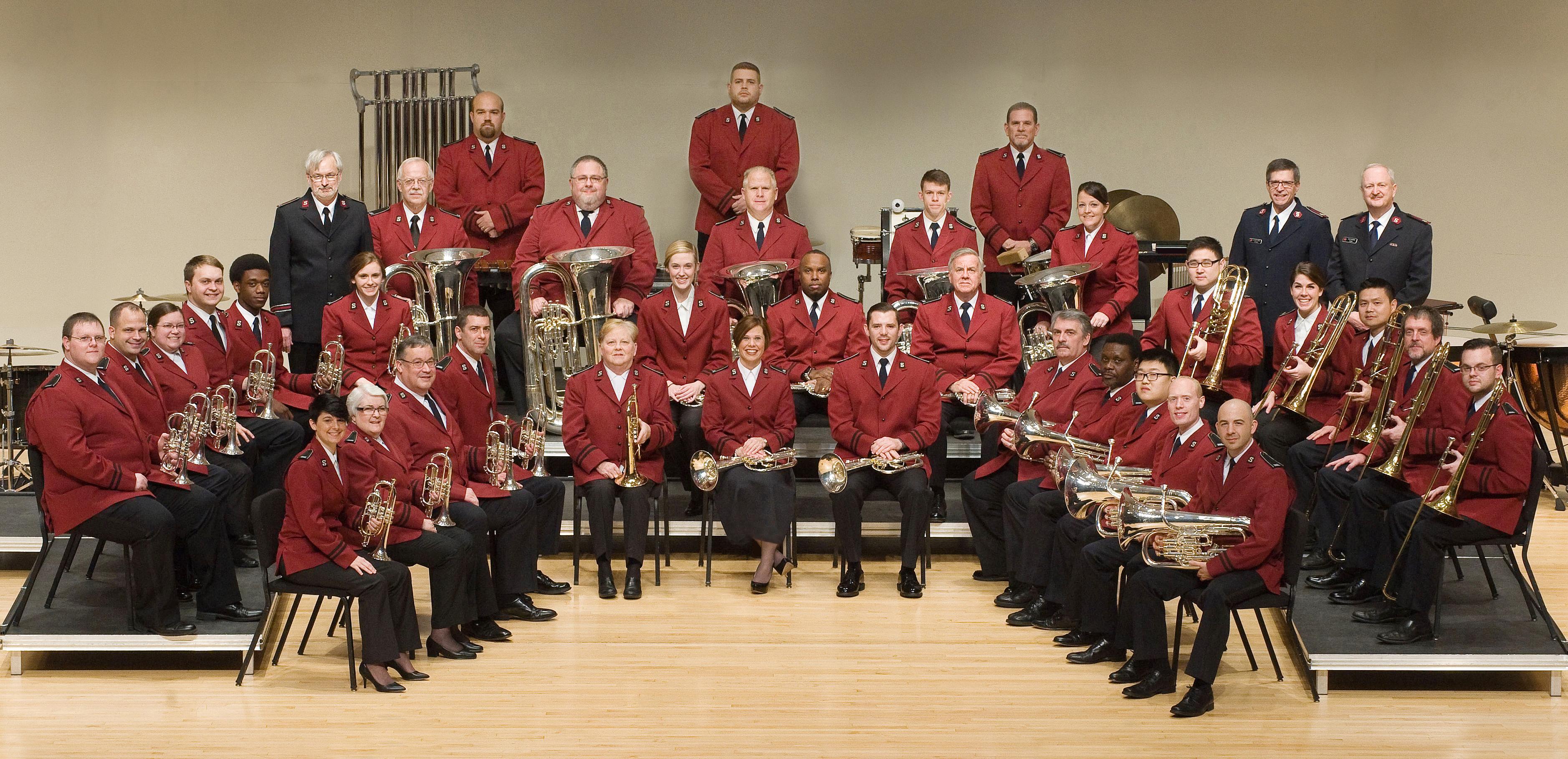 Chicago Staff Band